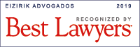 Recognized in the 2019 Edition of The Best Lawyers